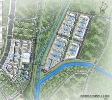 西部国际石材产业城规划