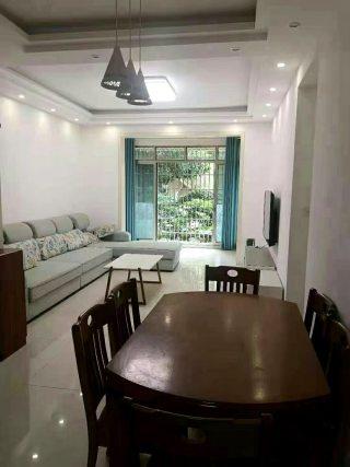 (东南片区)鹭岛国际3室2厅2卫47万105m²简单装修出售
